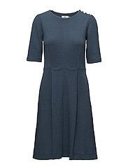 Dress short sleeve - REFLECTING POND