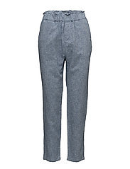 Trousers - ART BLUE