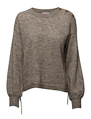 Pullover - LIGHT GREY MEL.