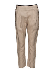Trousers - FEATHER GRAY