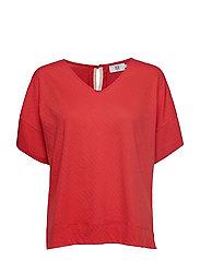 T-shirt - VALIANT POPPY