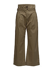 Trousers - GOTHIC OLIVE