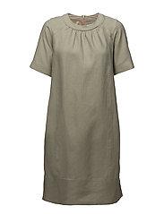 Dress short sleeve - MINERAL GRAY