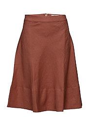 Skirt - CEDAR WOOD
