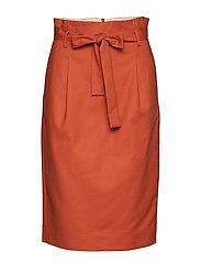 Skirt - MECCA ORANGE