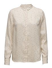 Shirt - PRINT WHITE