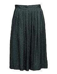 Skirt - PRINT GREEN