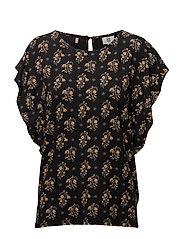 T-shirt - PRINT BLACK