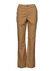 Trousers - APPLE CINNAMON