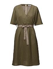 Dress short sleeve - MARTINI OLIVE