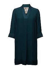 Dress long sleeve - REFLECTING POND