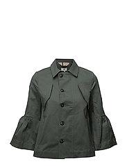 Jacket - BALSAM GREEN