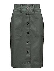 Skirt - BALSAM GREEN