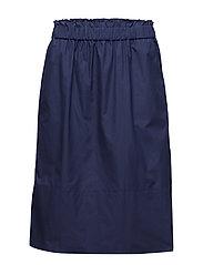 Skirt - MAZARINE BLUE