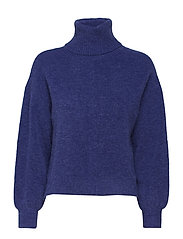 Pullover - MAZARINE BLUE