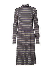 Dress long sleeve - ART GREY