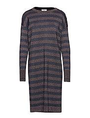 Dress long sleeve - ART PURPLE