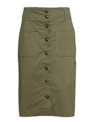 Skirt - ARMY GREEN