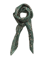 Scarves - PRINT GREEN