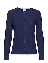 Cardigan - PATRIOT BLUE