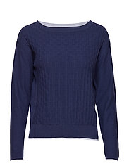 Pullover - PATRIOT BLUE