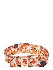 Belts - PRINT MULTICOLOUR