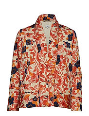 Jacket - PRINT MULTICOLOUR