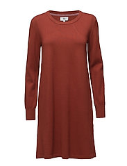 Dress long sleeve - HENNA
