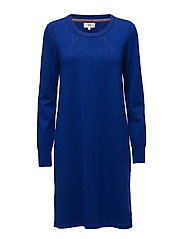 Dress long sleeve - MAZARINE BLUE