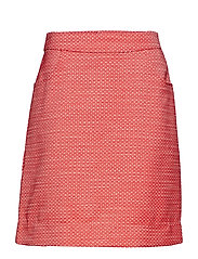 Skirt - ART RED