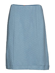 Skirt - FADED DENIM