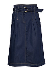 Skirt - DENIM DARK