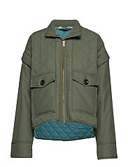 Light outerwear - ARMY GREEN