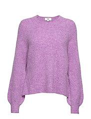 Pullover - LIGHT PURPLE MEL