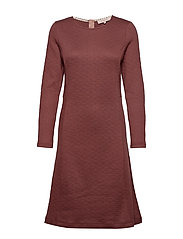 Dress long sleeve - SASSAFRAS