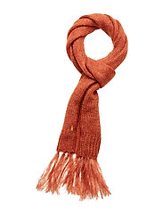 Scarves - ETRUSCAN RED