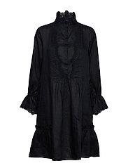 Dress long sleeve - DARK NAVY