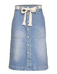 Skirt - DENIM