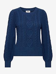 Pullover - tröjor - navy peony