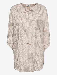 Tunic - tuniques - print off white