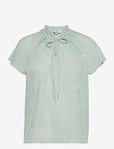 Blouse - blouses met korte mouwen - art blue