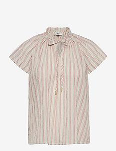 Blouse - blouses met korte mouwen - art multicolour