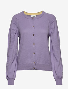 Cardigan - gilets - heirloom lilac