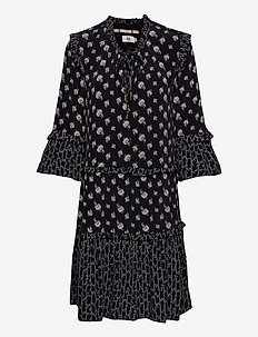 Tunic - tunics - print black