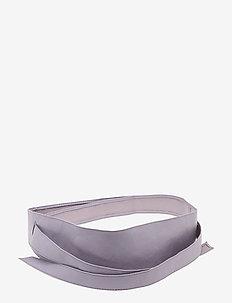 Belts - LAVENDER GRAY
