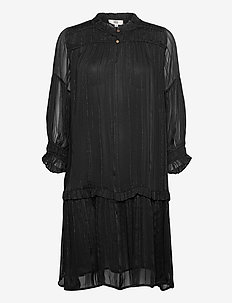Tunic - midi kjoler - black