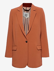 Jacket - lichte jassen - mocha bisque