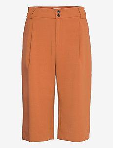 Shorts - bermudas - mocha bisque