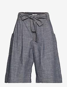 Shorts - bermudas - denim dark blue
