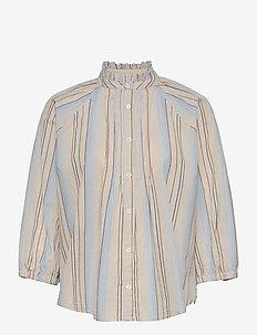 Blouse - blouses met lange mouwen - art off white